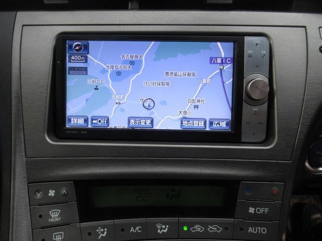 G フルセグナビ バックカメラ 運転席パワーシート ETC(4枚目)
