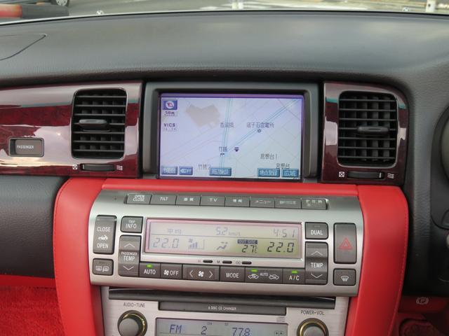 430SCV ノーブルカラーエディション ワンオーナー車高調(10枚目)