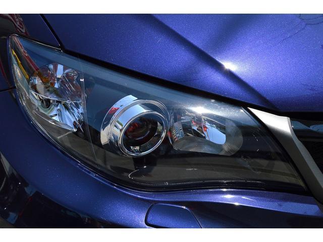 WRX STi STIエアロ HDDナビTV ワンオーナー車(6枚目)