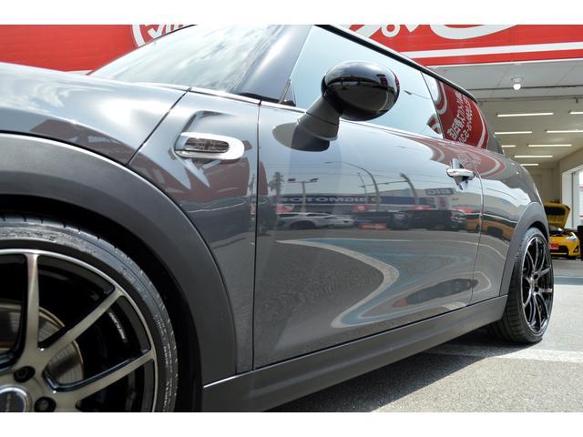 クーパーSD クーパーSD ビルシュタイン車高調 RAYS18インチアルミ LEDヘッド 純正HDDナビ バックカメラ パドルシフト アイドルストップ アクティブクルーズコントロール インテリジェントセーフティ(10枚目)