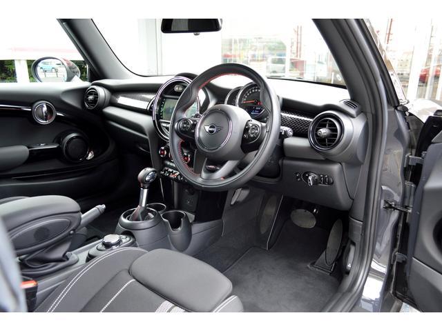 クーパーSD クーパーSD ビルシュタイン車高調 RAYS18インチアルミ LEDヘッド 純正HDDナビ バックカメラ パドルシフト アイドルストップ アクティブクルーズコントロール インテリジェントセーフティ(13枚目)