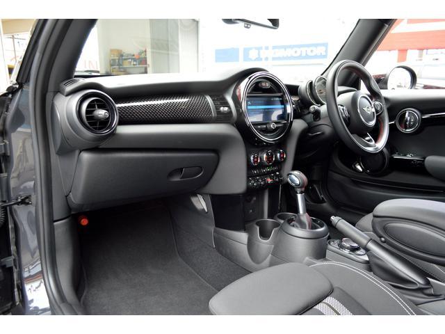 クーパーSD クーパーSD ビルシュタイン車高調 RAYS18インチアルミ LEDヘッド 純正HDDナビ バックカメラ パドルシフト アイドルストップ アクティブクルーズコントロール インテリジェントセーフティ(15枚目)