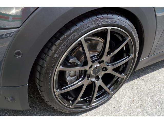 クーパーSD クーパーSD ビルシュタイン車高調 RAYS18インチアルミ LEDヘッド 純正HDDナビ バックカメラ パドルシフト アイドルストップ アクティブクルーズコントロール インテリジェントセーフティ(49枚目)