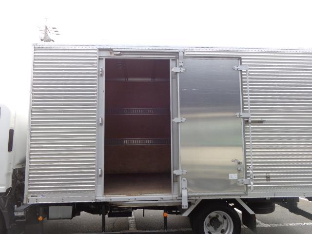 マツダ タイタントラック 2トンアルミバン サイドドア