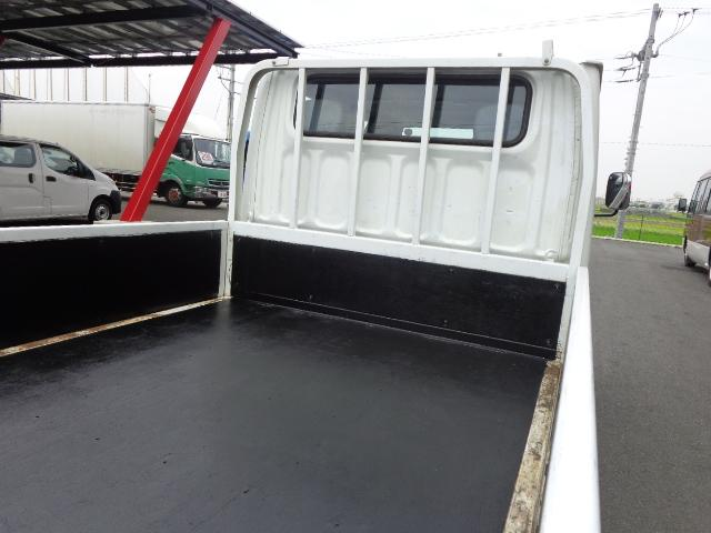 三菱ふそう キャンター Wキャブ 積載1.5トン