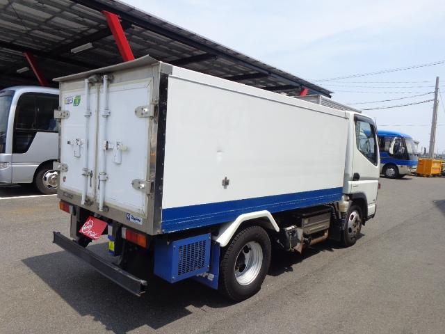4WD 2t 冷蔵冷凍車 -30度 荷室290X149X89(2枚目)