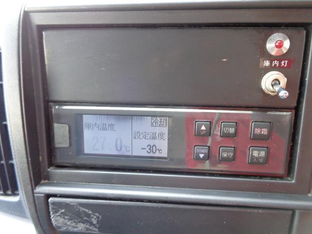 4WD 2t 冷蔵冷凍車 -30度 荷室290X149X89(16枚目)