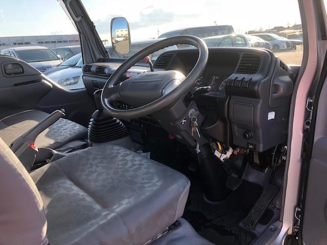高所作業車 アイチSE08B 8m 4WD(9枚目)