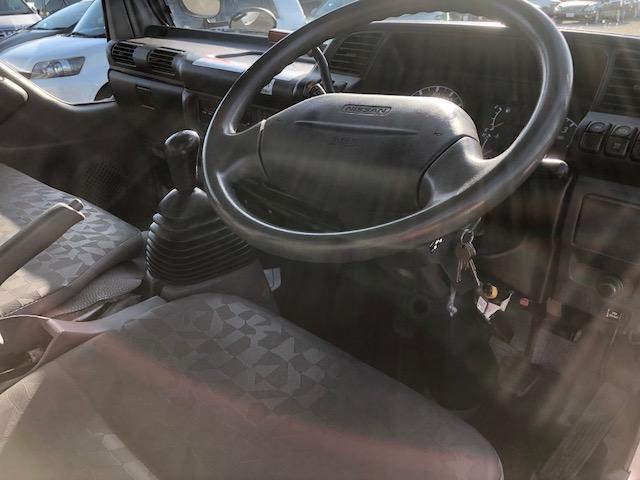 高所作業車 アイチSE08B 8m 4WD(10枚目)