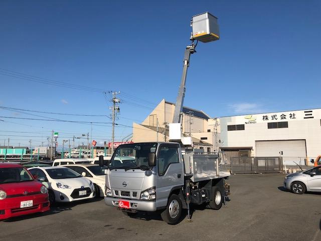 高所作業車 アイチSE08B 8m 4WD(20枚目)