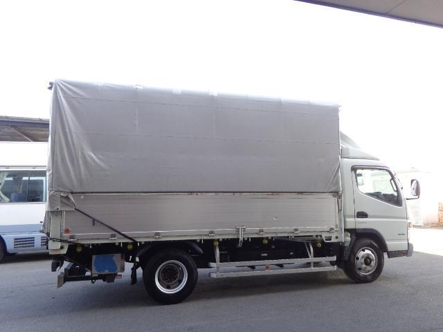 3.5トンカスタム 幌ウイング パワーゲート(16枚目)