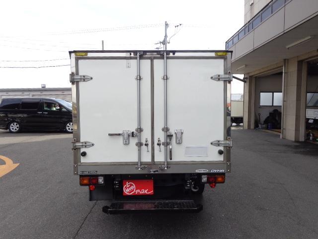積載1.45トン 冷蔵冷凍車(4枚目)