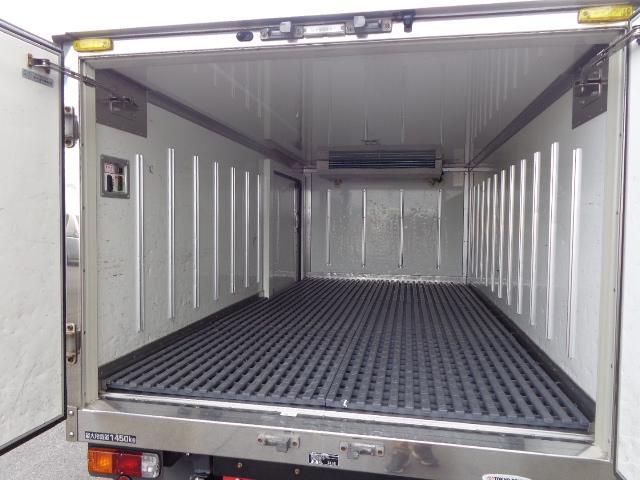 積載1.45トン 冷蔵冷凍車(9枚目)