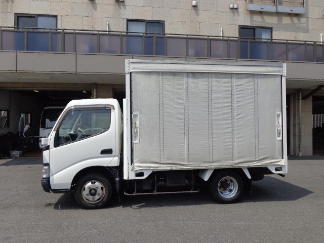 2トン カーテン車(5枚目)