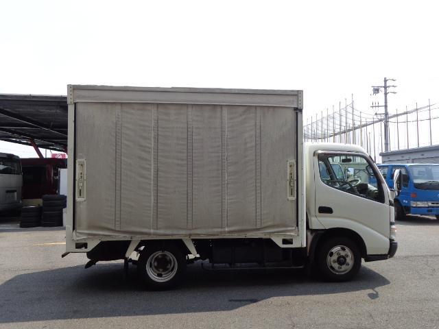 2トン カーテン車(6枚目)