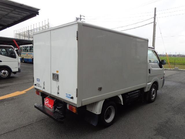 冷蔵冷凍車-25度設定 積載850kg(2枚目)