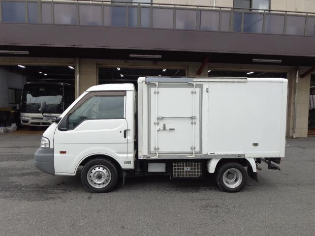 冷蔵冷凍車-25度設定 積載850kg(5枚目)