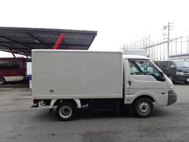冷蔵冷凍車-25度設定 積載850kg(6枚目)