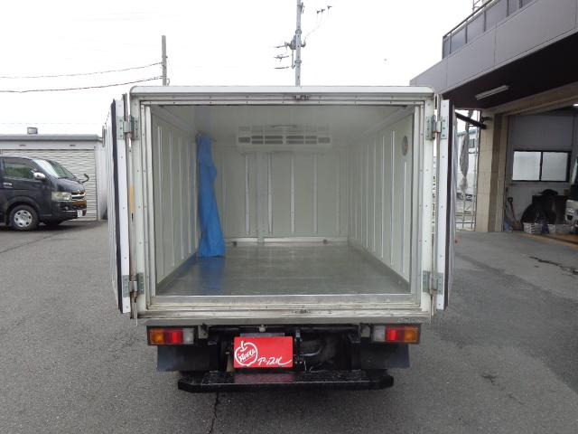 冷蔵冷凍車-25度設定 積載850kg(7枚目)