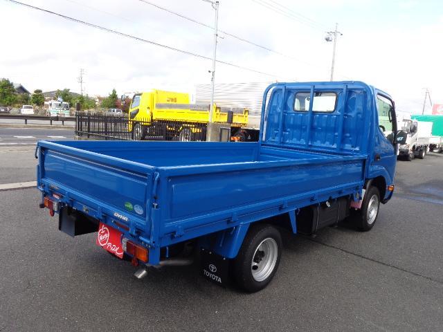 トヨタ ダイナトラック 積載1.5トン ロング ジャストロー