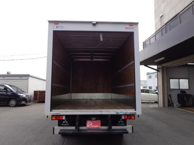 積載4トン アルミバン(8枚目)