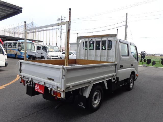 4WD Wキャブ 積載900kg(2枚目)