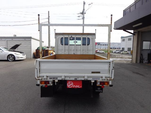 4WD Wキャブ 積載900kg(4枚目)