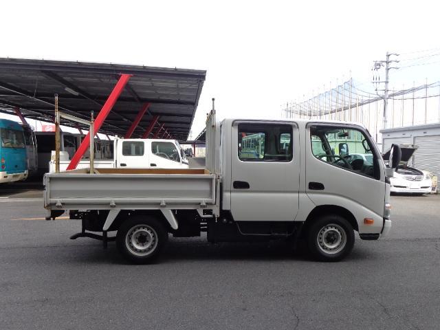 4WD Wキャブ 積載900kg(6枚目)