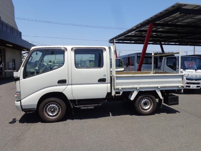 4WD Wキャブ 積載900kg(5枚目)