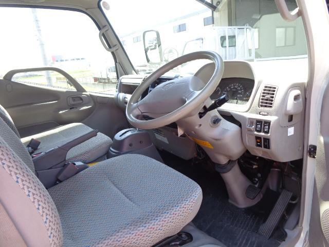 4WD Wキャブ 積載900kg(10枚目)