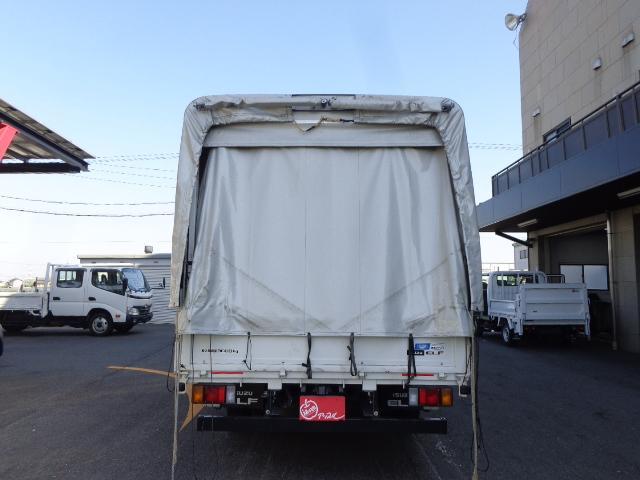 電動幌ウイング 3トンワイド超ロング(11枚目)