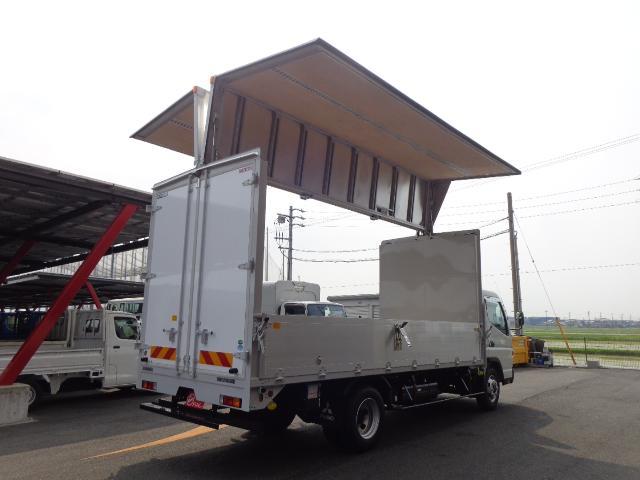 3.5トン ワイド超ロング アルミウイング 高床(2枚目)