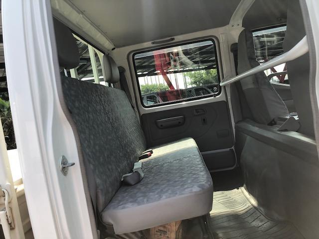 Wキャブロングシングルジャストロ 4WD Tベルト交換済み(15枚目)