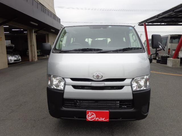 DX 3/9人乗り トヨタセーフティセンス(3枚目)