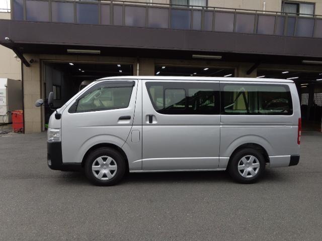 DX 3/9人乗り トヨタセーフティセンス(5枚目)
