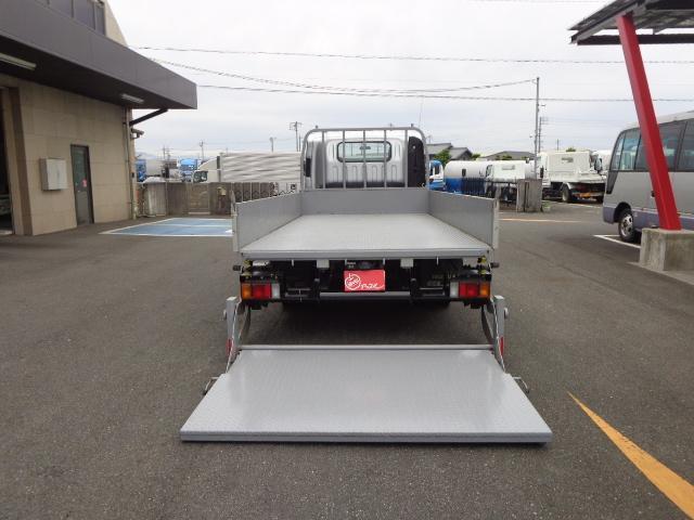 積載2トン ワイドロング アルミブロック パワーゲート(9枚目)