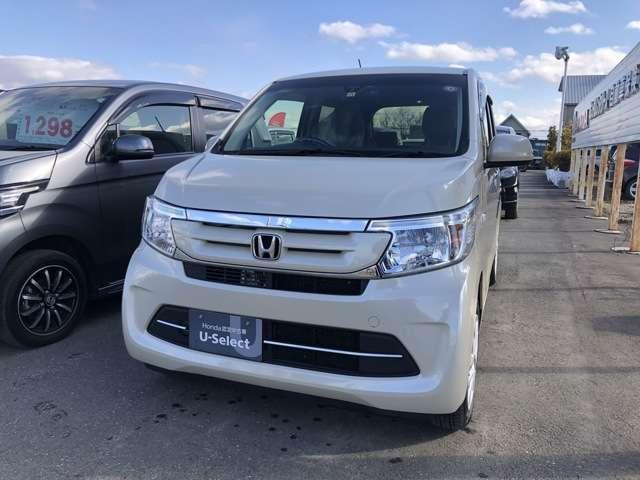 「ホンダ」「N-WGN」「コンパクトカー」「北海道」の中古車7