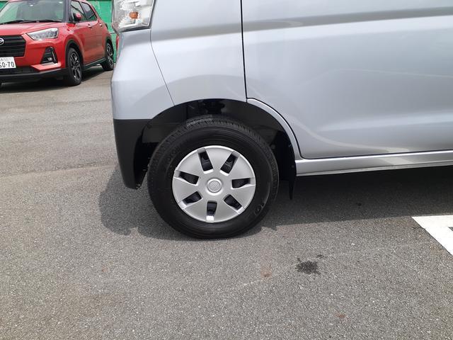 タイヤサイズは12インチです。