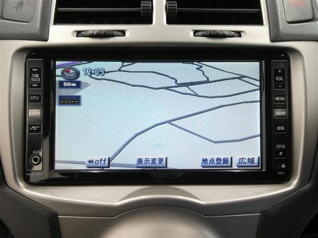 F キーレスエントリー フルセグHDDナビ ワンオーナー車 CD/DVD再生付き マニュアルエアコン ABS付き エアバッグ付 パワステ パワーウィンドウ(6枚目)