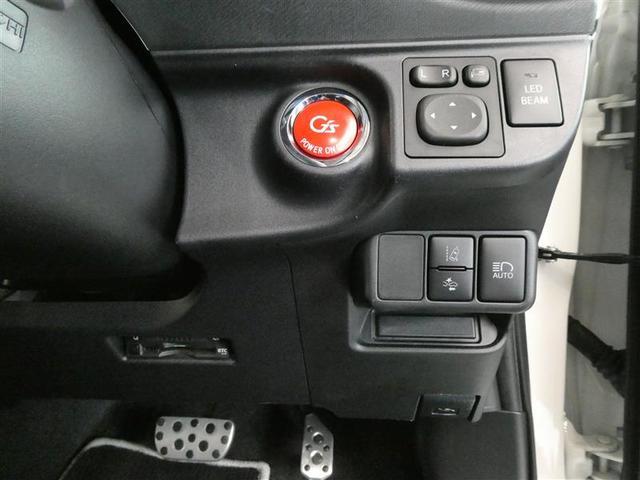 G G's TSSC スマートキー フルセグナビ バックモニター ETC LEDヘッドライト フルエアロスポイラー 純正アルミホイール CD/DVD再生付き ドラレコ付き オートエアコン 横滑り防止装置付き(10枚目)
