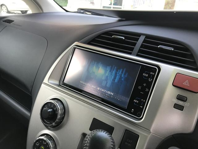 トヨタ ラクティス G HIDセレクション ワンセグナビ