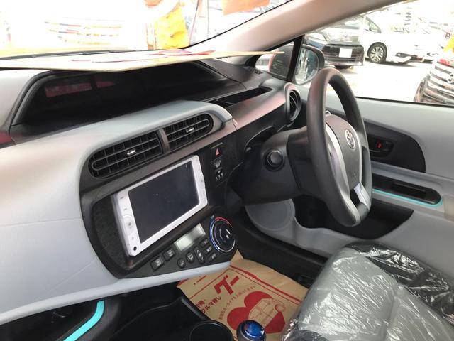「トヨタ」「アクア」「コンパクトカー」「沖縄県」の中古車9