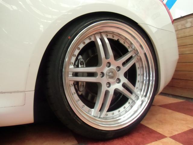 日産 スカイライン 370GT タイプS 新品20インチAW 車高調 HDDナビ