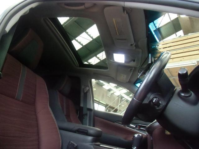 アスリートS 326パワー車高調 サンルーフ 社外アーム(11枚目)