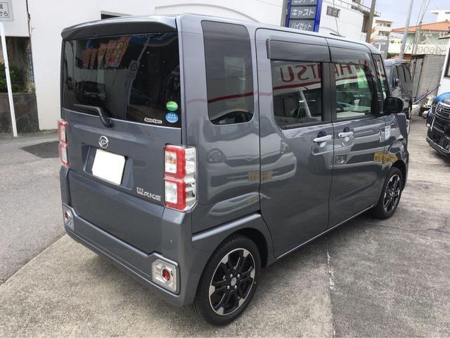 「ダイハツ」「ウェイク」「コンパクトカー」「沖縄県」の中古車8