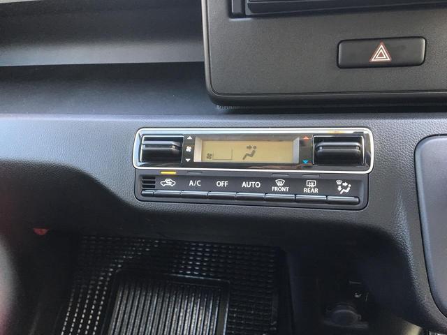 シンプルなデザインでエアコン調整も簡単です☆