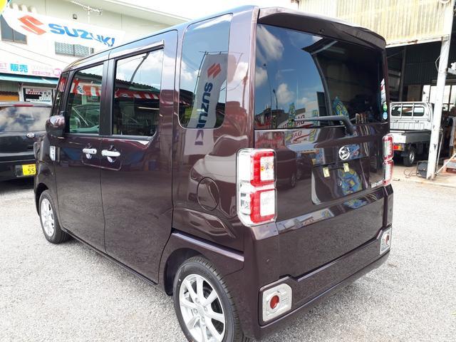 「ダイハツ」「ウェイク」「コンパクトカー」「沖縄県」の中古車9