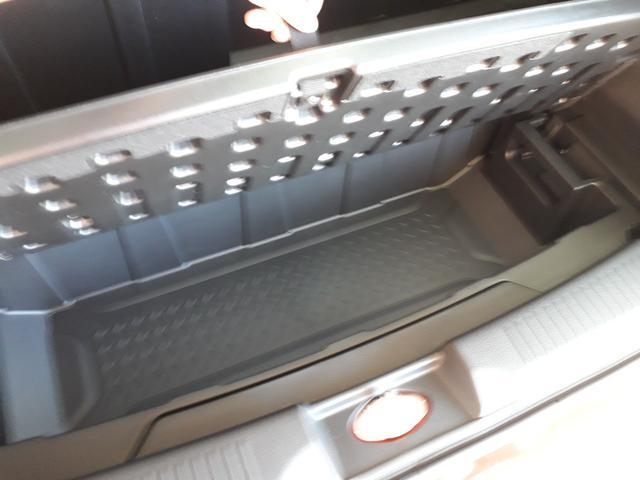 トランクBOXは収納エリアもおしゃれ!
