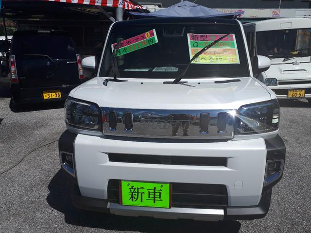 「ダイハツ」「タフト」「コンパクトカー」「沖縄県」の中古車2
