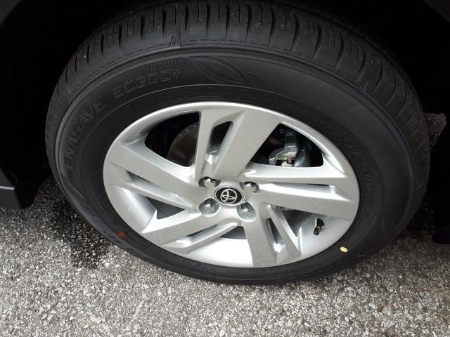 大径タイヤなのに、なかなかの小回り。